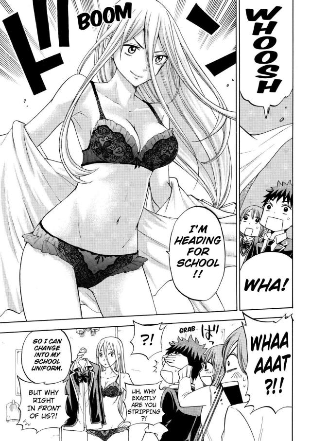 Yamada-kun and the Seven Witches - Chapter 85 - Page 07